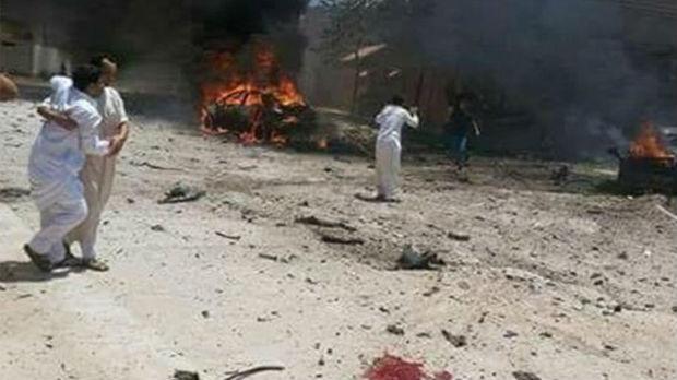 Napad na vazdušnu bazu u Libiji, 140 mrtvih