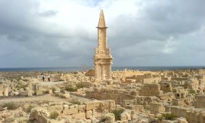Napad na vazdušnu bazu u Libiji, 141 osoba ubijena! (FOTO)