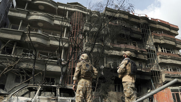 Napad u Avganistanu, najmanje 20 mrtvih