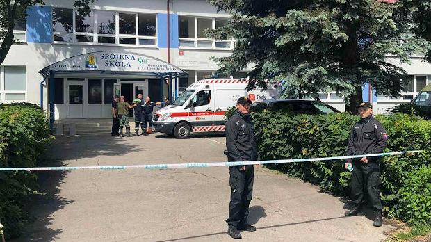 Napad u školi u Slovačkoj, ubijen zamenik direktora