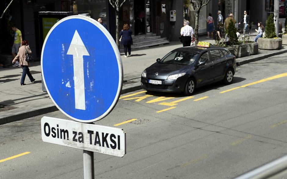 Napadaču na taksiste - sedam meseci zatvora