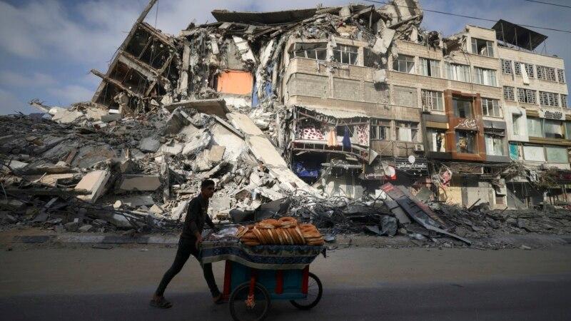 Izrael pristao na prekid vatre u Gazi