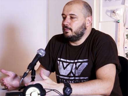 Napadnut radijski voditelj Daško Milinović u Novom Sadu