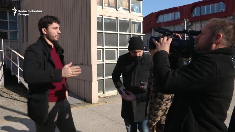 Napadnuti novinar Otašević za sada samo svjedok