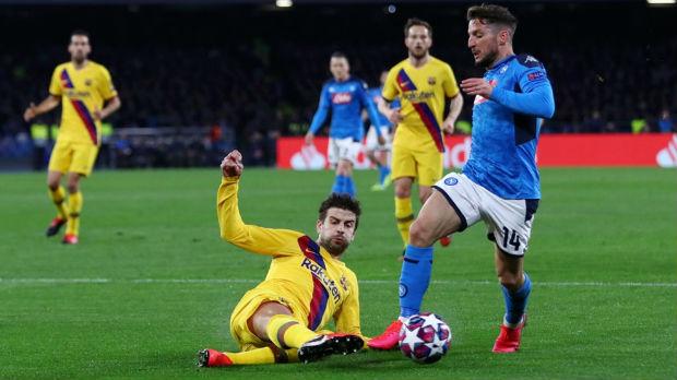 Napoli je bio bolji od Barse, ali je nije pobedio