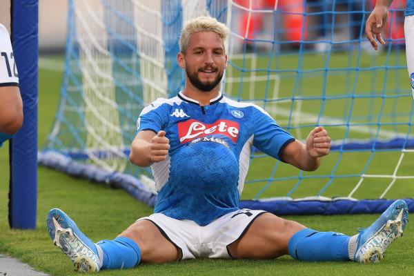 Napoli neće parirati, odlazi Mertens?