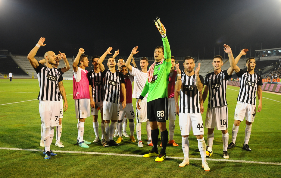 Napred Partizan!
