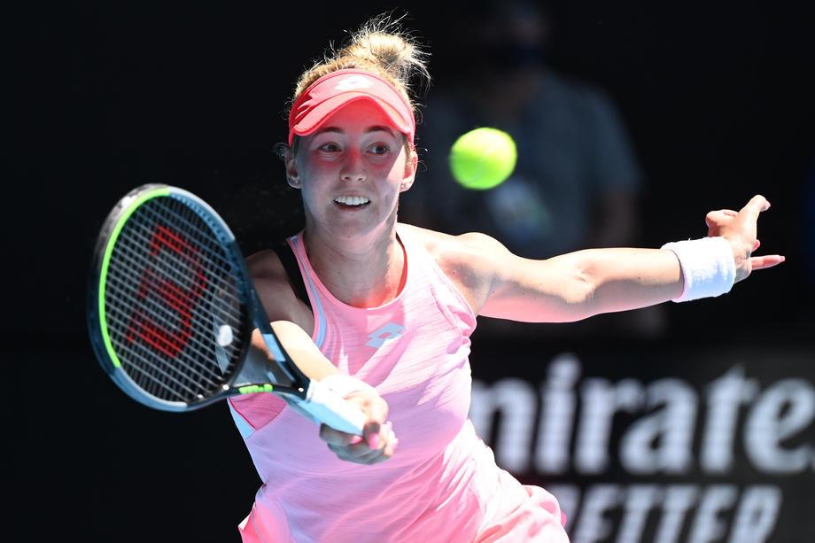 Napredak Stojanovićeve, Barti suvereno na vrhu WTA liste