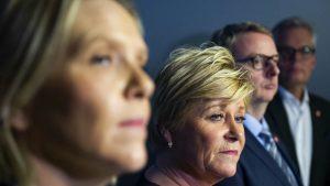 Napredna stranka izašla iz norveške vlade