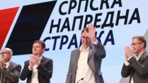 Naprednjaci drže Glavni odbor prvi put  bez Vučića