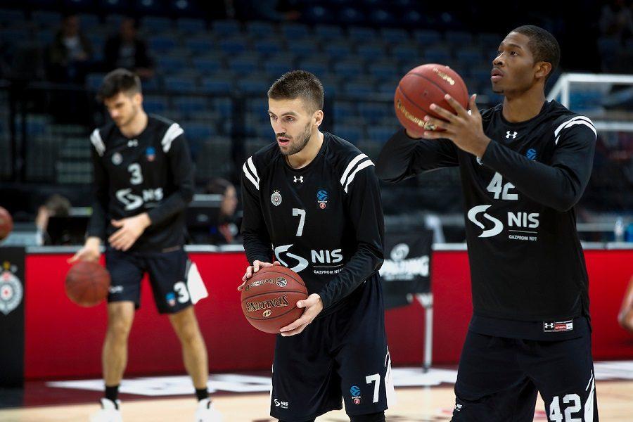 Naredni rival Partizana pobedio sa 38 poena razlike!