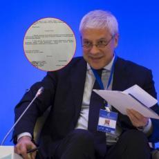 Narod ne želi štetočine i lažove, ma koliko bili smešni Pogledajte Tadićev dokument dozvole za izvoz naoružanja (FOTO)