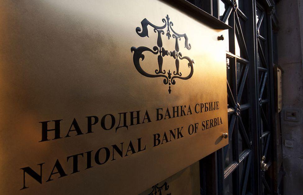 Narodna banka Srbije, raste štednja građana