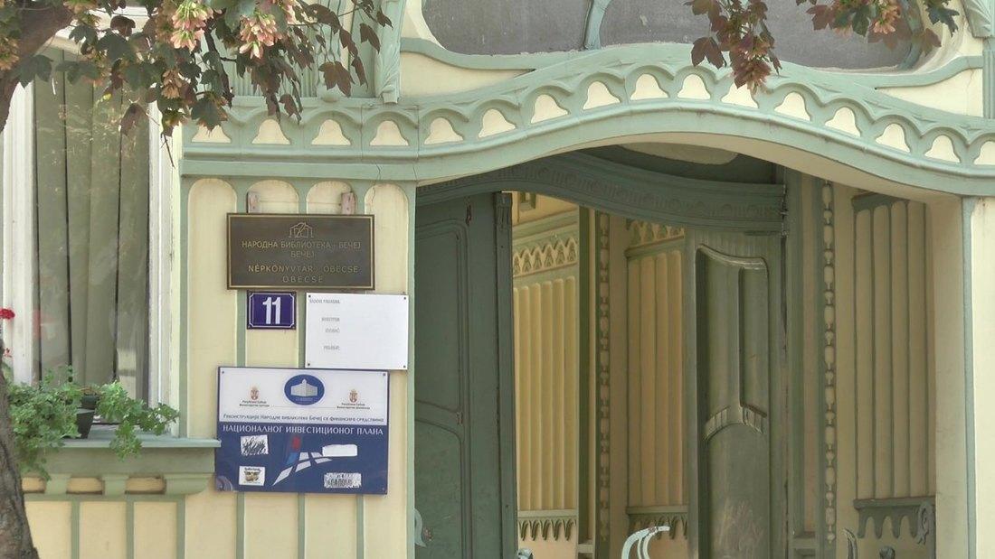 Narodna biblioteka Bečej obogatila knjižni fond