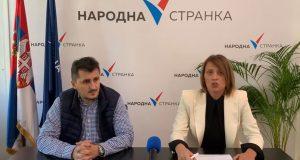Narodna stranka: Gradska vlast da obezbedi dezinfekciju u vozilima javnog gradskog prevoza