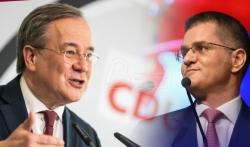 Narodna stranka: Predsednik nemačkog CDU Armin Lašet zahvalio Jeremiću na čestitki