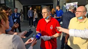 Narodna stranka: Tužba protiv Vučića zbog policijskog časa