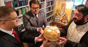 Narodna stranka proslavila slavu Svetog Vasilija Ostroškog