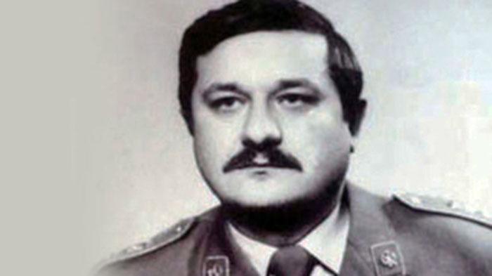 Narodni heroj major Milan Tepić