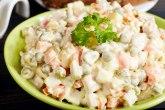 Naša i originalna ruska salata nisu iste: Kako je Rusi prave?