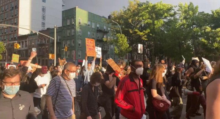 Naši iz dijaspore o protestima u Njujorku