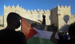 Nastavak sukoba Palestinaca i jevrejskih naseljenika u delu Jerusalima (VIDEO)