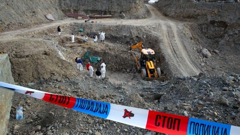 Nastavlja se  iskopavanje masovne grobnice kod Raške u Srbiji
