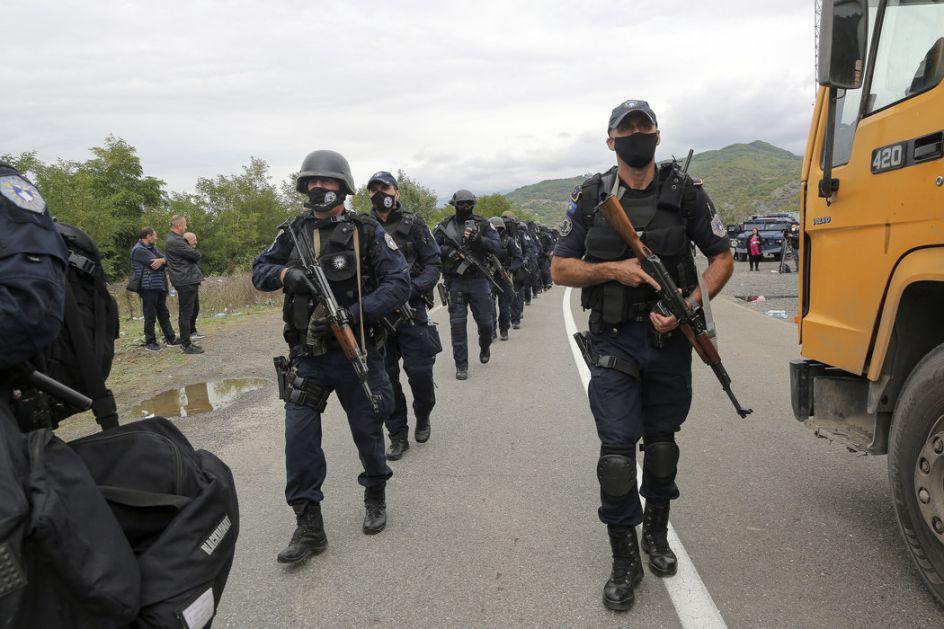 Peti dan protesta Srba na severu Kosova i Metohije; Rosu jedinice promenile položaj na Jarinju
