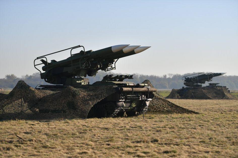 Nastavlja se modernizacija RV i PVO Vojske Srbije
