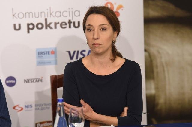 Nastavlja se polemika između Aje Jung i ministra: Kako se finansira Beogradski festival igre?