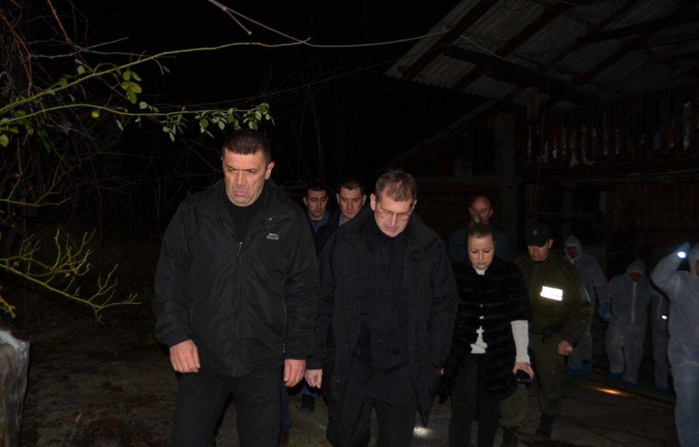 Nastavlja se potraga za devojčicom Monikom, više od 300 policajaca na terenu