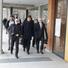 Nastavlja se suđenje za UBISTVO PEVAČICE! Zoran ponovo u crnom pred sudijom, a KLJUČNI SVEDOK SE NIJE POJAVIO