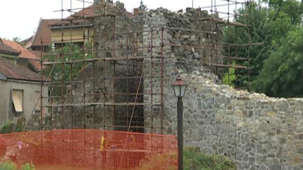Nastavljena rekonstrukcija Lazarevog grada