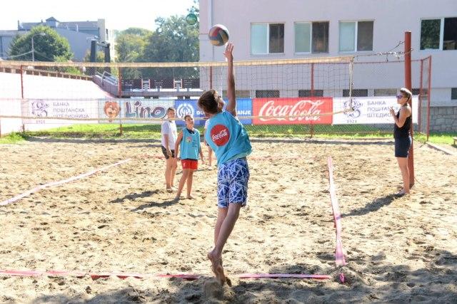 Nastavljene Sportske igre mladih Srbije