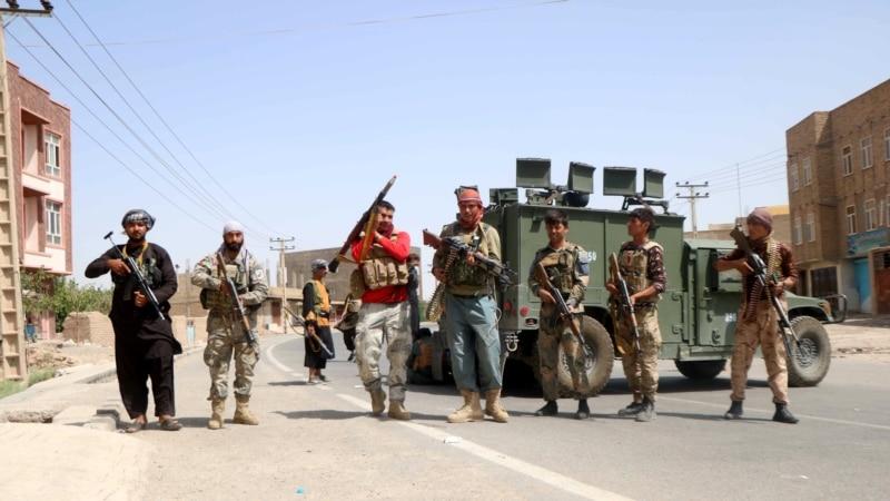 Nastavljene borbe između talibana i avganistanskih snaga u okolini Herata