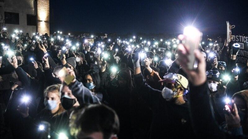 Nastavljeni protesti kod Minneapolisa u SAD