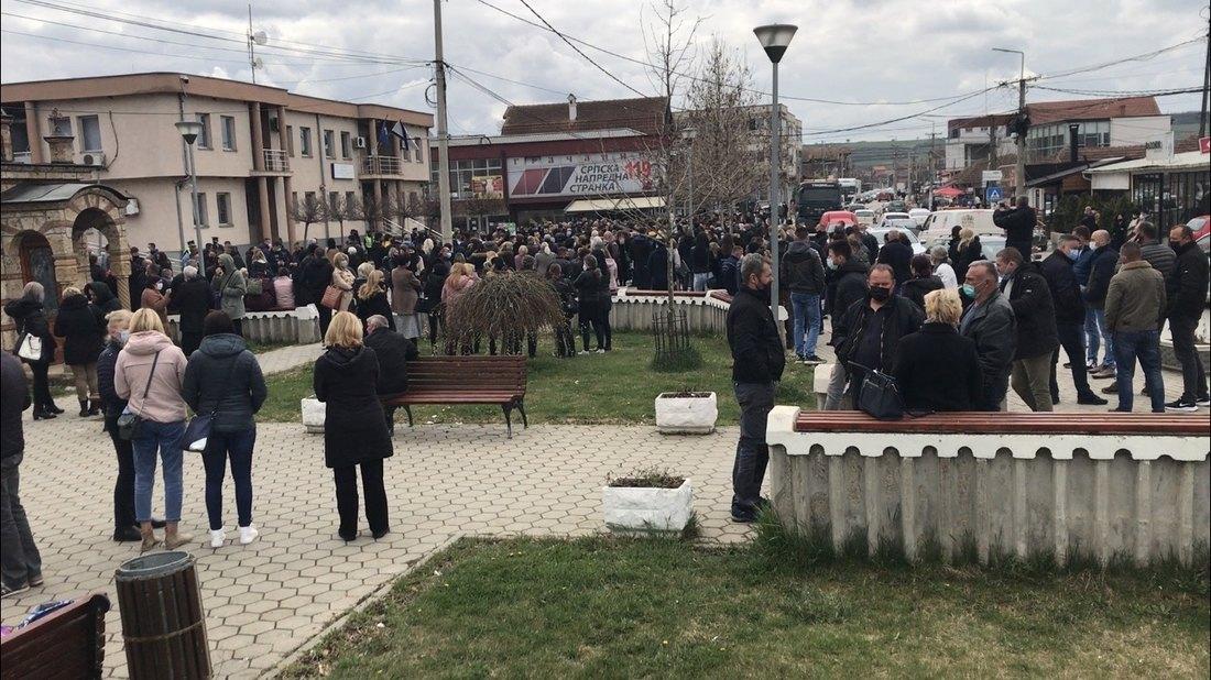 Nastavljeni protesti u Gračanici, zatražena unutrašnja kontrola rada policije