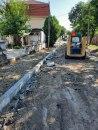 Nastavljeni radovi u Ulici Sibinjanin Janka u Zemunu: Deo zatvoren za saobraćaj FOTO