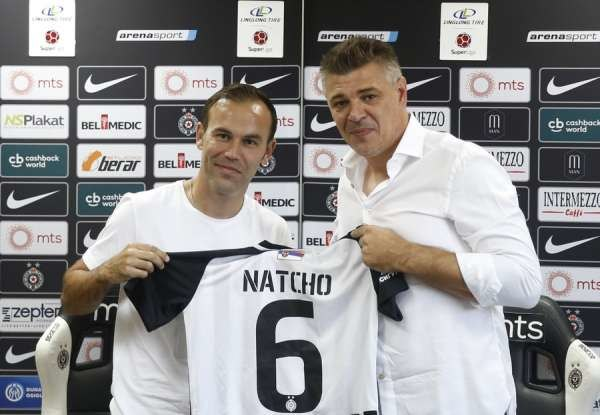 Natho: Imao sam bolje ponude, Partizan izabrao srcem