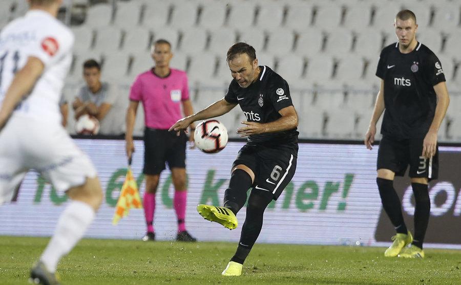 Natho: Partizan može mnogo
