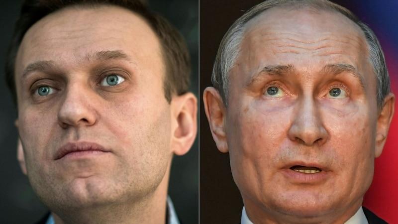 Navaljni nazvao Putina lažovom