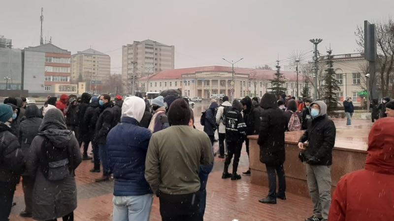 Više od hiljadu uhapšenih na protestima pristalica Navaljnog u Rusiji
