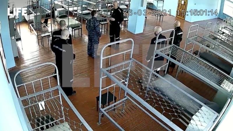 Navalni prebačen u zatvorsku bolnicu