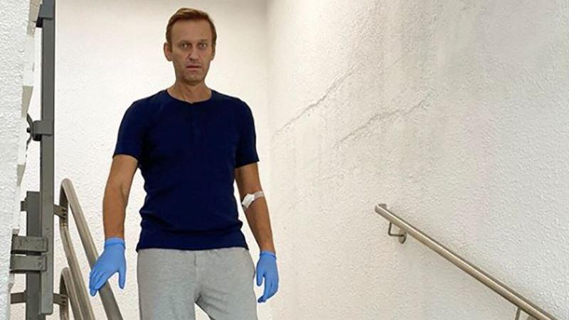 Navalni traži da mu Rusija vrati odeću zbog istrage o trovanju