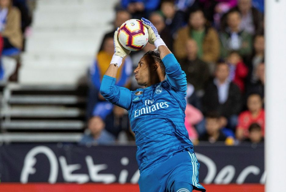 Navas od Reala traži 10 miliona evra da bi napustio klub