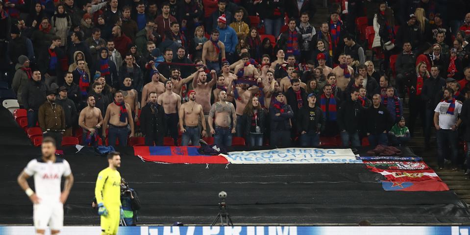 Navijač CSKA preminuo u Beogradu