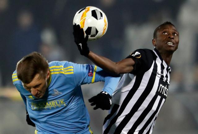 Navijači zabrinuti, ko odlučuje o prodaji Sadika - Partizan ili Roma? Iz Humske stigao odgovor! (foto)