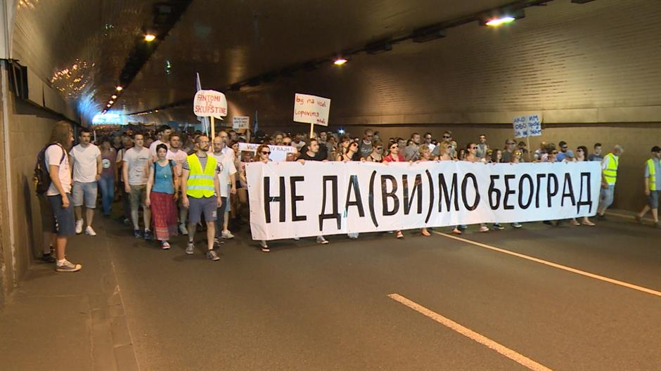 Billedresultat for Inicijativa Ne da(vi)mo Beograd