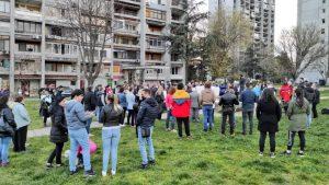 Ne davimo Beograd: Zelena površina na Keju oslobođenja u Zemunu mora ostati javni park