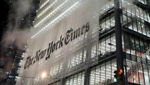 Ne davimo Beograd podseća da Njujork tajms piše o posledicama zagađenja vazduha